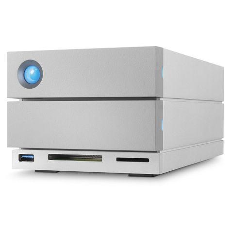 LaCie 16TB 2big 2-Bay Thunderbolt 3 & USB-C RAID Array