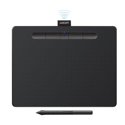 Wacom Intuos Small with Bluetooth Black