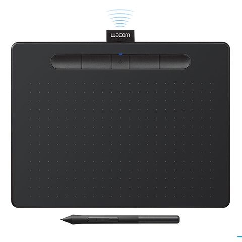 Wacom Intuos Medium with Bluetooth Black