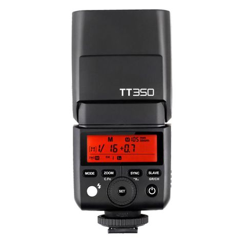 Godox TT350P Mini TTL Speedlite Flash for Pentax