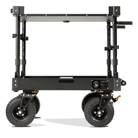 "INOVATIV Voyager 36 EVO X Cart with X Top Shelf & 10"" Tire Upgrade"
