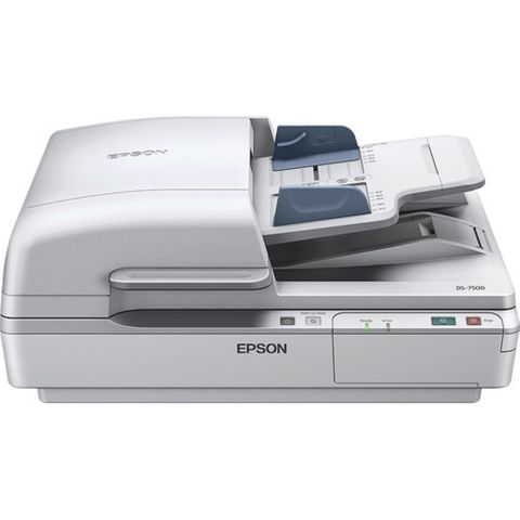 DS-7500 A4 Colour Document Scanner
