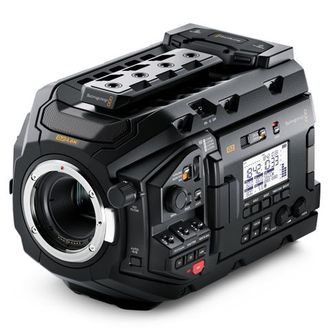 Blackmagic Design URSA Mini Pro 4.6K G2 Cinema Camera