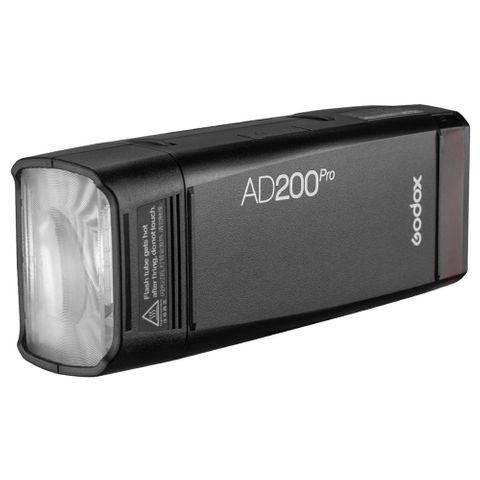 Godox AD200Pro Portable Li-Ion Flash