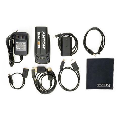 SmallHD Focus 5 Panasonic DMWBLF19 Accessory Pack