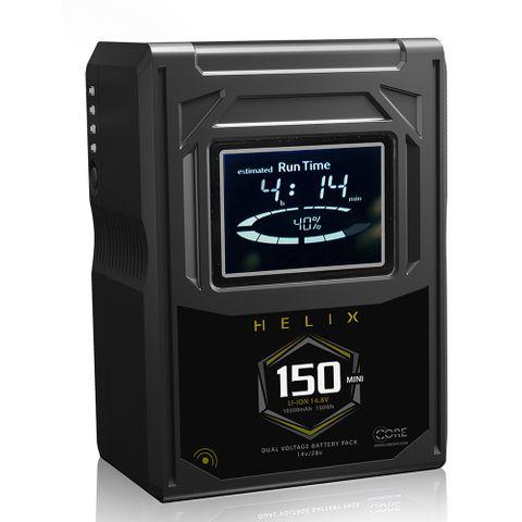 Core SWX Helix 150 Mini AB Mount Dual Voltage Battery
