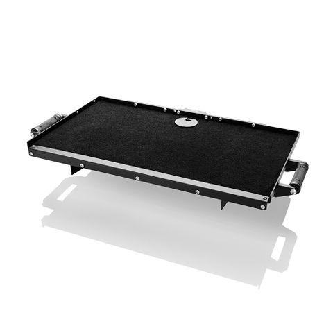 INOVATIV Worksurface Pro + V-Drop + 2 Convi Clamps
