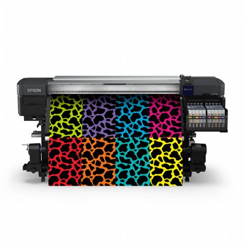 Epson Surecolor F9460 Dye Sub Printer 3Yr Warranty