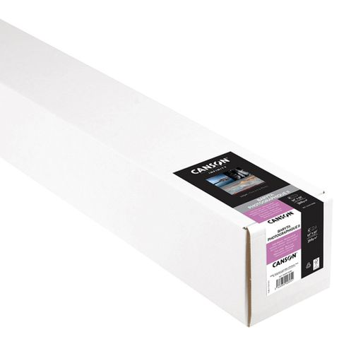 Canson Infinity Baryta Photographique II 310gsm 1270mm X 15.2m