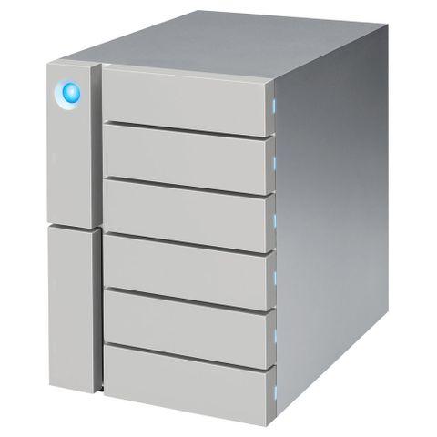 LaCie96TB 6big 6-Bay Thunderbolt 3 & USB-C RAID Array