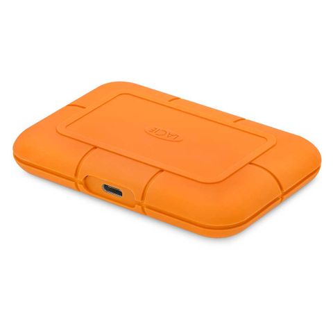 LaCie 500GB Rugged SSD USB-C Portable Drive