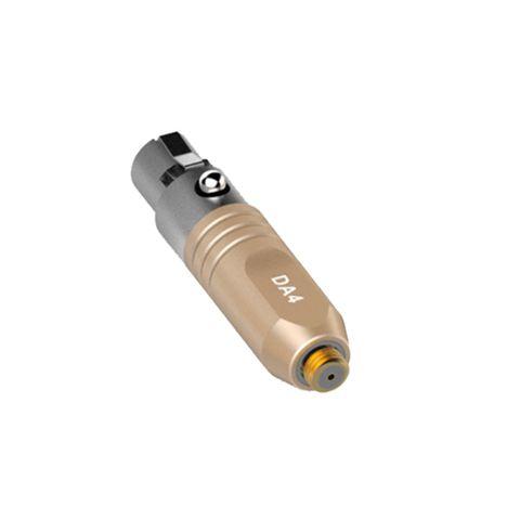 Deity DA4 Beige Microdot Adaptor TA4F