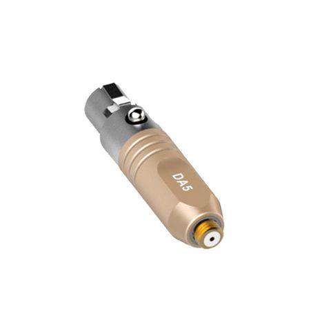 Deity DA5 Beige Microdot Adaptor TA5F