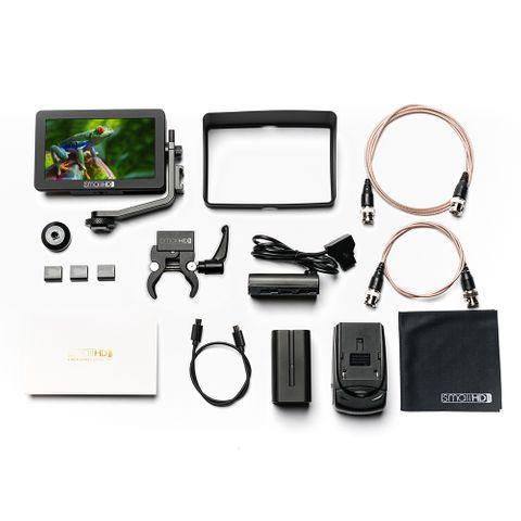 SmallHD Focus 5 SDI Gimbal Kit