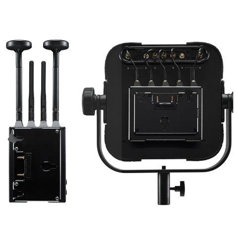 Teradek Bolt MAX 4K 12G-SDI/HDMI TX/RX Deluxe Set AB-Mount