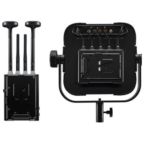 Teradek Bolt MAX 4K 12G-SDI/HDMI TX/RX Deluxe Set V-Mount