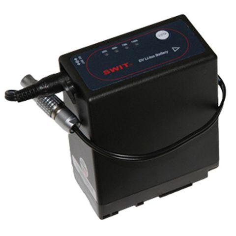 Teradek Battery Canon BP970 + Barrel To 2-Pin 25cm