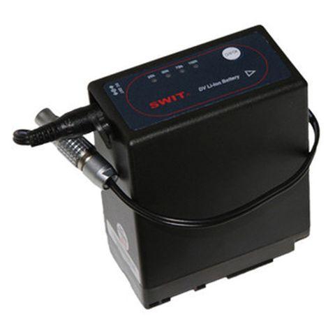 Teradek Battery Panasonic Vbr + Barrel- 2-Pin 25cm