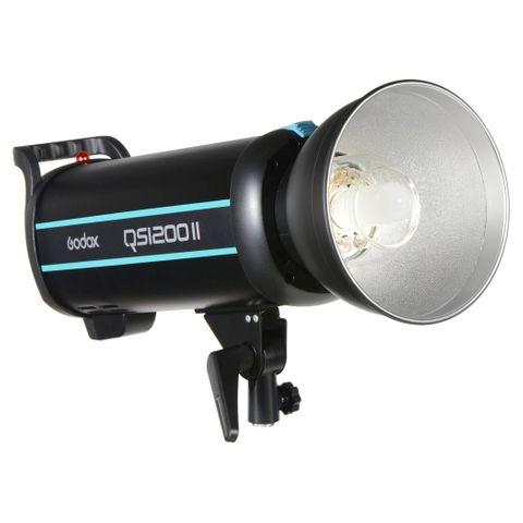 Godox QS1200II Studio Flash 1200Ws ( No Reflector )