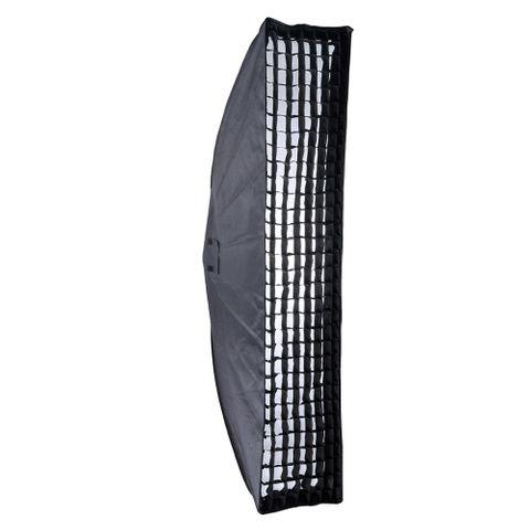Godox 35 x 160cm Strip Softbox + Grid For S-Type