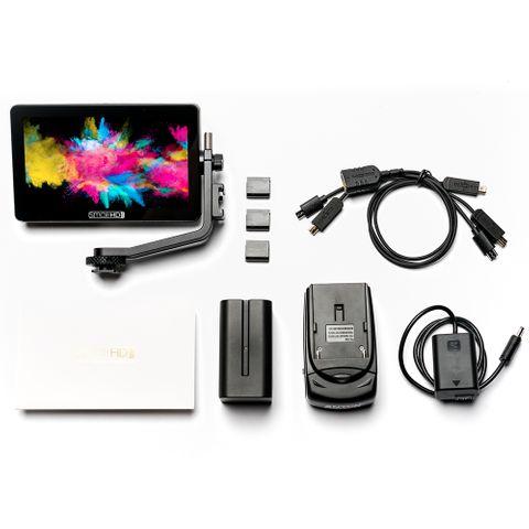 SmallHD Focus HDMI OLED Sony NPFW50 Bundle
