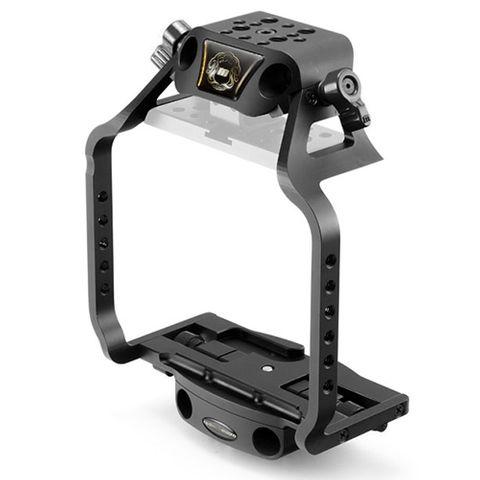Redrock Micro Ultracage   Black For the Blackmagic Cinema Camera