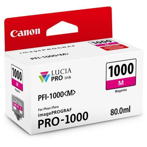 Canon PRO-1000 80ml Magenta Ink PFI1000M