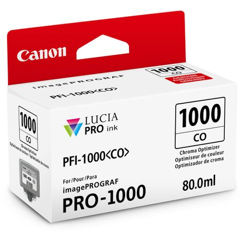 Canon PRO-1000 80ml Chroma Optimiser PFI1000CO