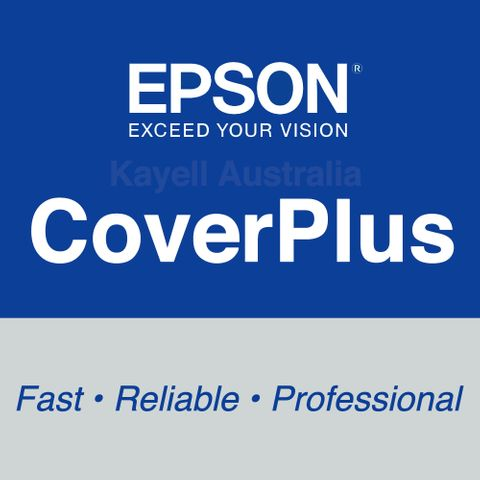 Epson F560 Coverplus 1 Year Onsite Service Pack