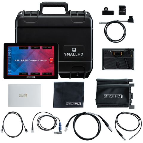 SmallHD Cine 7 Deluxe Gold Mount Bundle