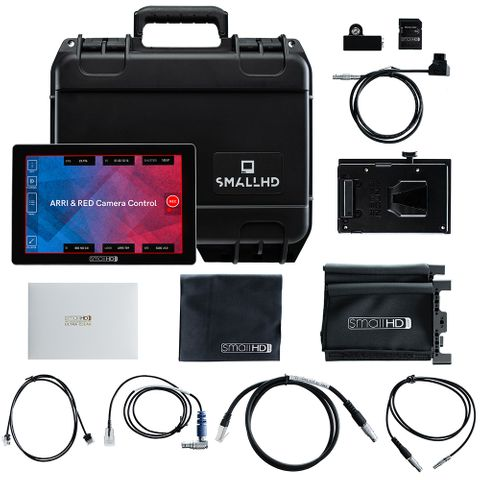 SmallHD Cine 7 Deluxe V-Mount Bundle