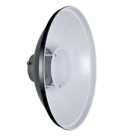 Godox Beauty Dish White 55cm S-Type + Deflector