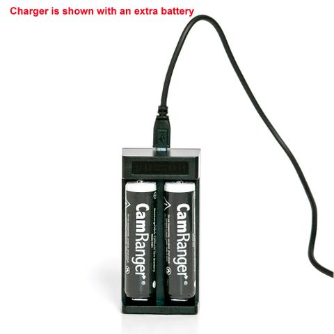 Camranger 2 - Battery + Charger Kit
