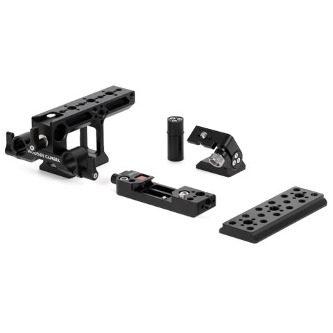 Wooden Camera Complete Top Mount Kit (RED Komodo, Arca Swiss)