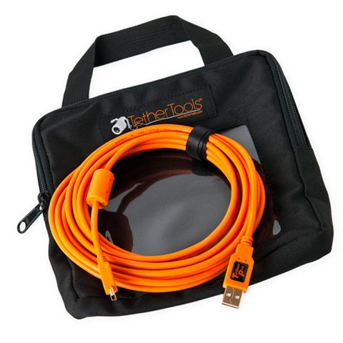 Tether Pro Cable Case - Standard (8 x 8 x 2 Inch)