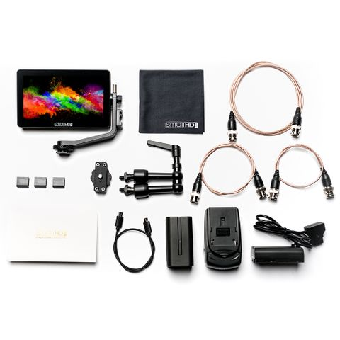 SmallHD Focus SDI OLED Cine Kit