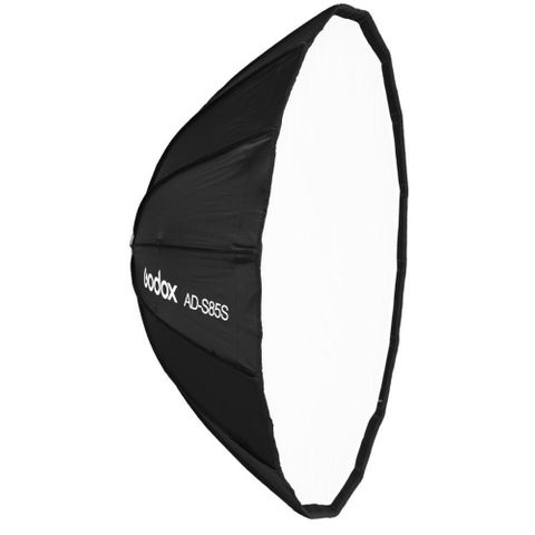 Godox Parabolic Silver Octa Umbrella Softbox 85cm