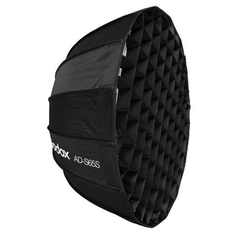 Godox Parabolic Silver Octa Umbrella Softbox 65cm