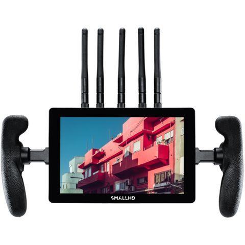 SmallHD Cine 7 With Bolt 4K Module - V-Mount Kit