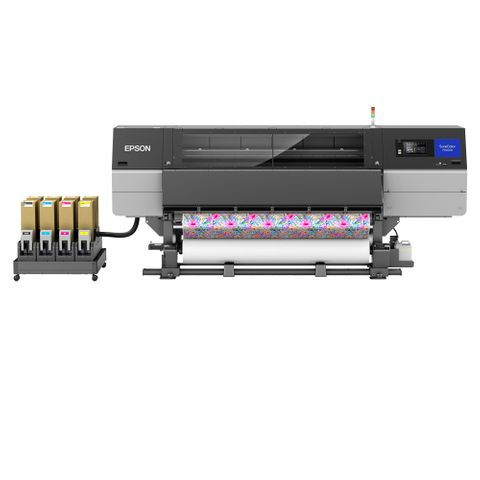 Epson Surecolor SC-F10060 76inch Dye Sublimation Printer 1 YR