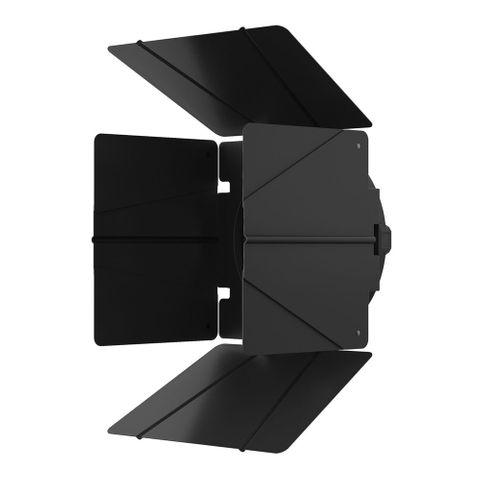 Aputure F10 Barndoors For 600D Pro Fresnel