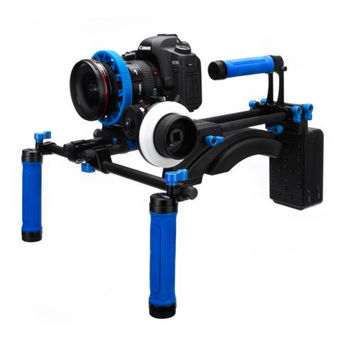 Redrock Micro Field Cinema Deluxe Bundle with Black FollowFocus