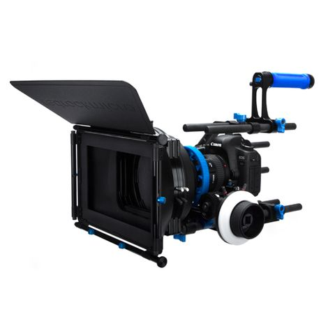 Redrock Micro Cinema Bundle with Black FollowFocus