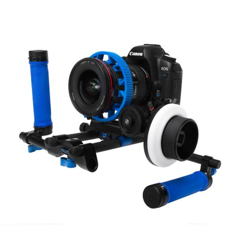 Redrock Micro Captain Stubling with Black FollowFocus