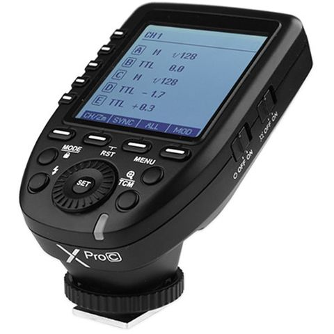 Godox XProC TTL Wireless Flash Trigger for Canon
