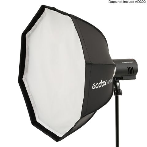 Godox AD-S60S Silver Octa Umbrella Softbox 65cm