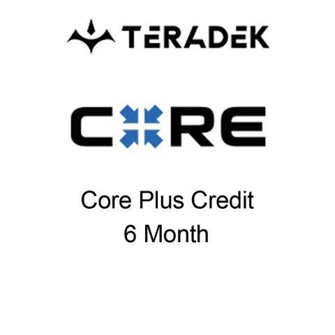Teradek Core Cloud Plus 2.1 6 Month Credit