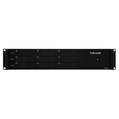 Teradek Prism 802 Base Rack System 2U