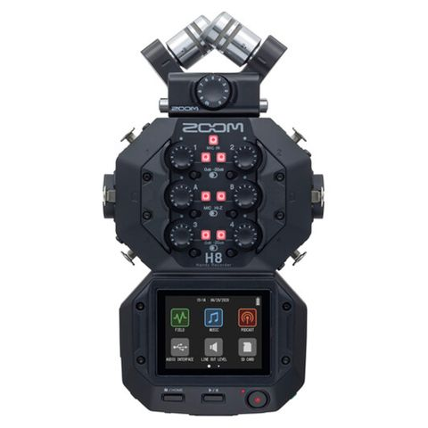 Zoom H8 Handy Audio Recorder