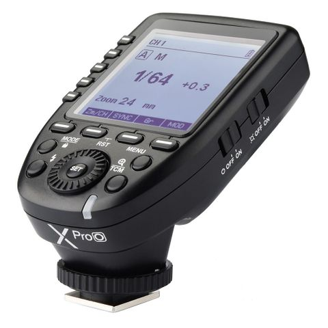 Godox XProO TTL Wireless Flash Trigger for Olympus/Panasonic